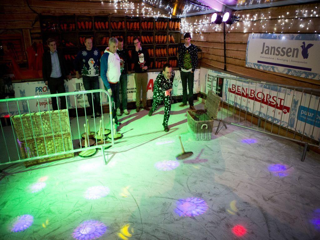 Winter Wonderland Aan Zee Noordwijk Spev Noordwijk Events