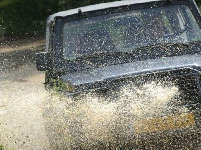 Jeep Experience Mergelland (Limburg)